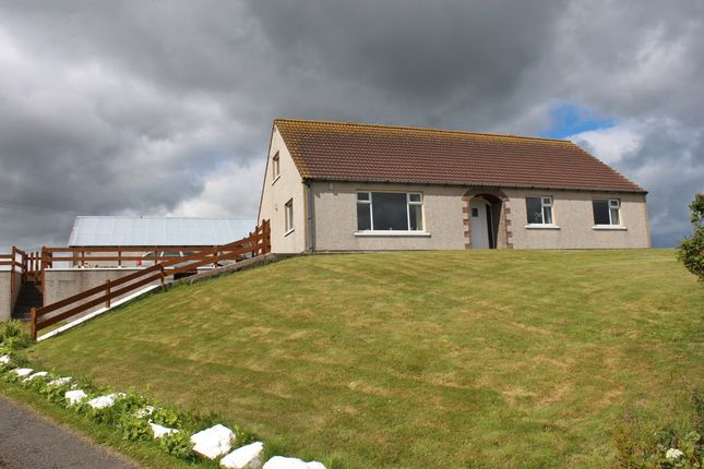 Thumbnail Detached house for sale in Benlaw Road, Evie, Orkney