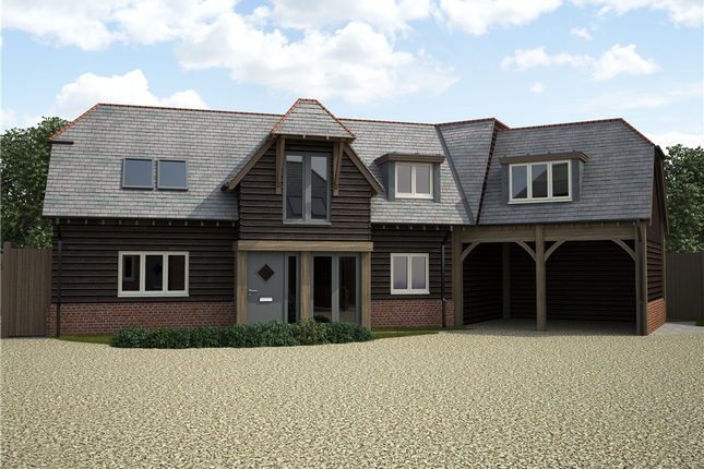 Thumbnail Detached house for sale in Church Court, Seasalter, Whitstable, Kent