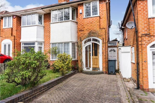 3 bed semi-detached house for sale in Gibbins Road, Birmingham B29
