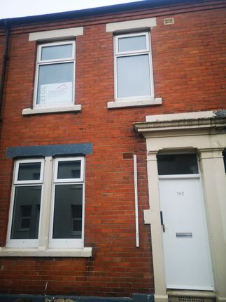 Thumbnail Flat to rent in Salisbury Street, Blyth
