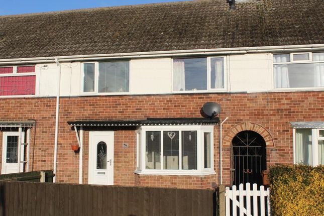 Thumbnail Terraced house for sale in Southwold Crescent, Scartho