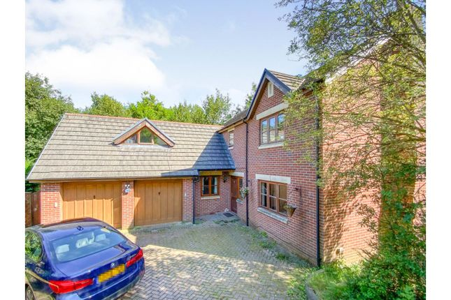 Thumbnail Detached house for sale in Yew Tree Terrace, Cwmbran
