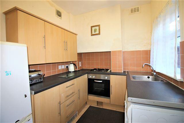 Kitchen of Hickmott Road, Sheffield S11