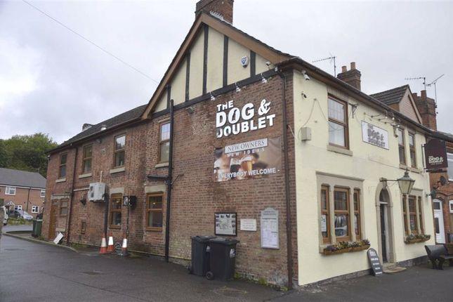 Thumbnail Pub/bar to let in Main Road, Pye Bridge, Derbyshire