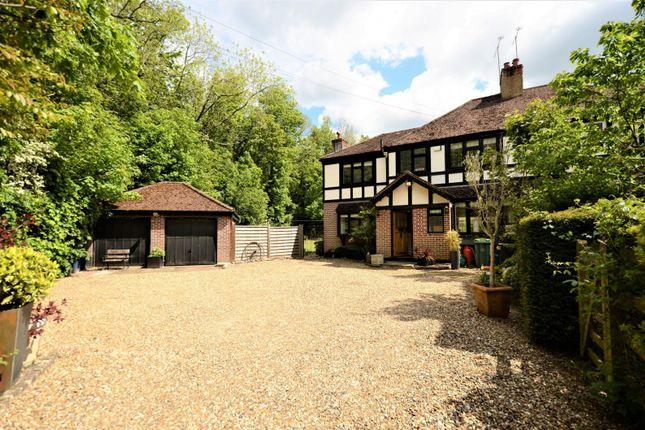 Thumbnail Semi-detached house for sale in Model Cottage, Gorelands Lane, Chalfont St. Giles, Buckinghamshire