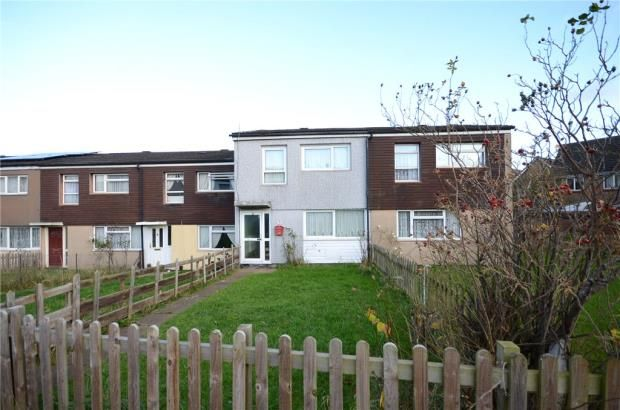 3 bed terraced house for sale in Strathy Close, Reading, Berkshire