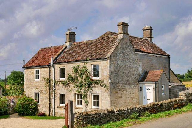 Thumbnail Detached house to rent in Yatton Keynell, Chippenham