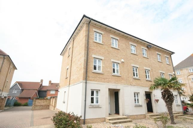 Thumbnail End terrace house for sale in Arequipa Reef, North Harbour, Eastbourne, East Sussex