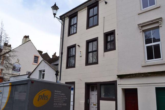 Thumbnail Flat to rent in Strand Street, Whitehaven, Cumbria