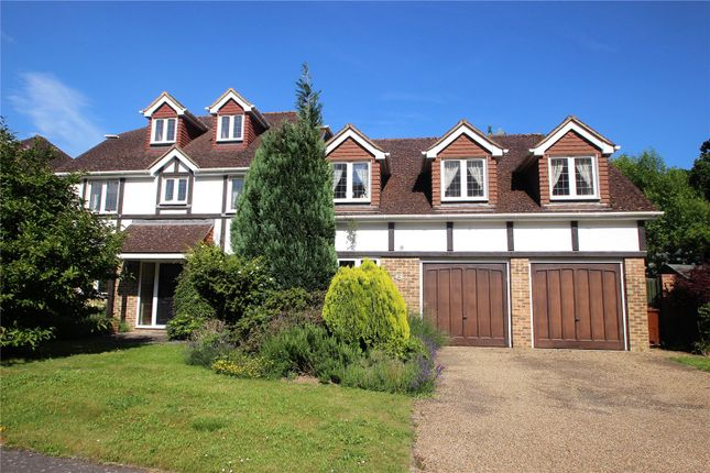 Thumbnail Detached house for sale in Forest Park, Maresfield, Uckfield