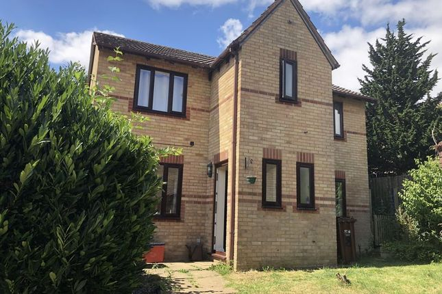 Thumbnail Detached house to rent in Charnwood Close, Daventry