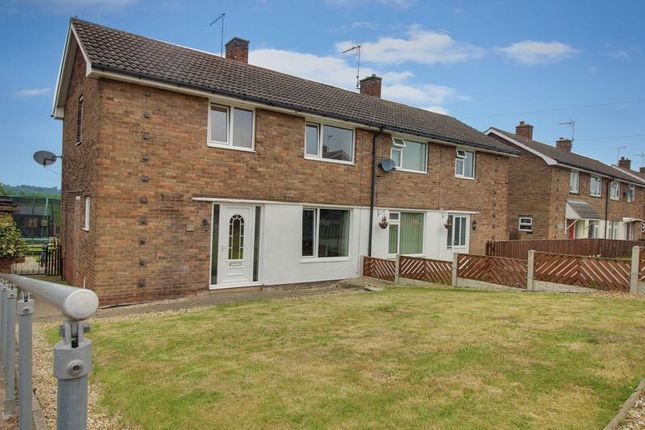 Thumbnail Semi-detached house for sale in Petersmith Drive, Ollerton, Newark