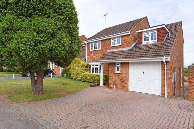 Thumbnail Detached house for sale in Hardy Avenue, Yateley