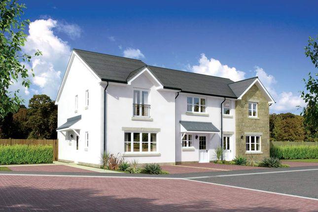 "Thumbnail Terraced house for sale in ""Aberwood"" at Earl Matthew Avenue, Arbroath"