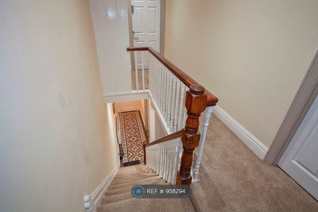 Stairs of Whitaker Road, Derby DE23