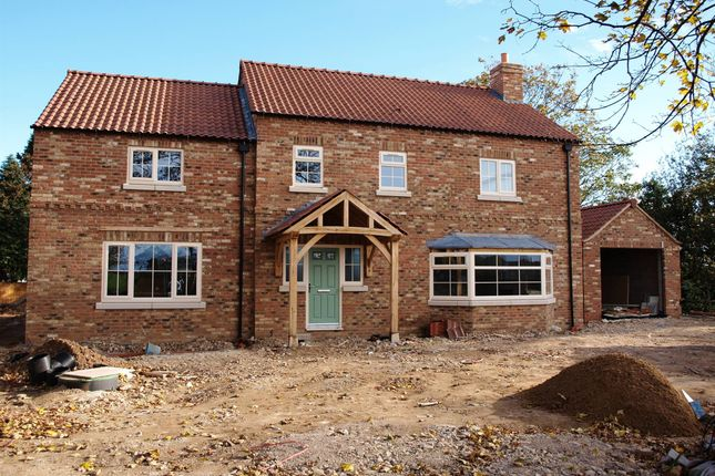 Thumbnail Detached house for sale in Wobeck Lane, Melmerby, Ripon