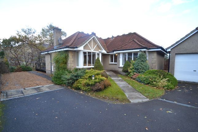 Thumbnail Detached bungalow to rent in King O'muirs Drive, Tullibody, Clackmannanshire