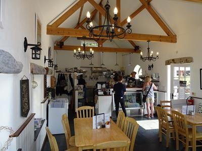 Photo 4 of Harbour Light Tea Room & Garden, The Harbour, Boscastle, Cornwall PL35