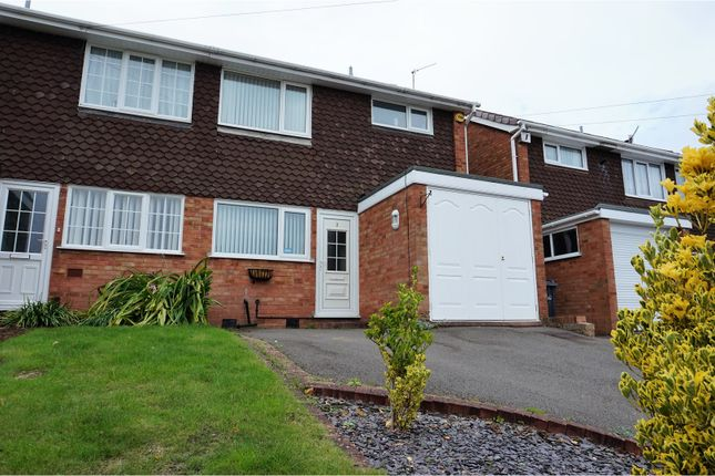 Thumbnail Semi-detached house for sale in Rothesay Drive, Wordsley, Stourbridge