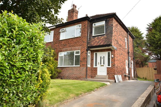 3 bed semi-detached house for sale in Church Gardens, Moortown, Leeds LS17