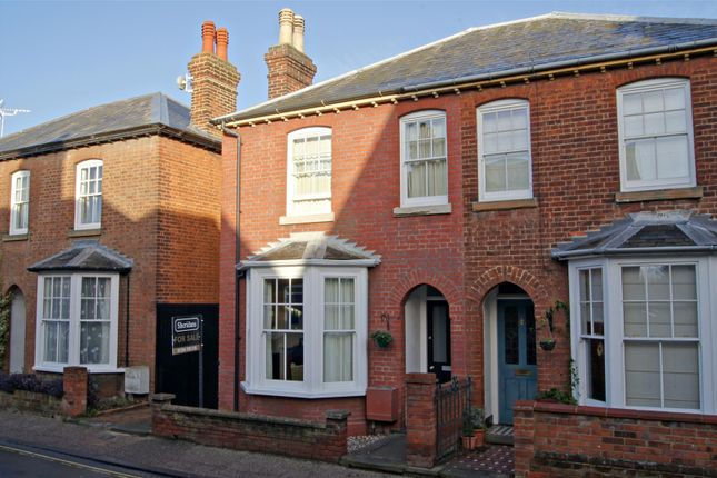 Thumbnail Semi-detached house for sale in Kings Road, Bury St. Edmunds