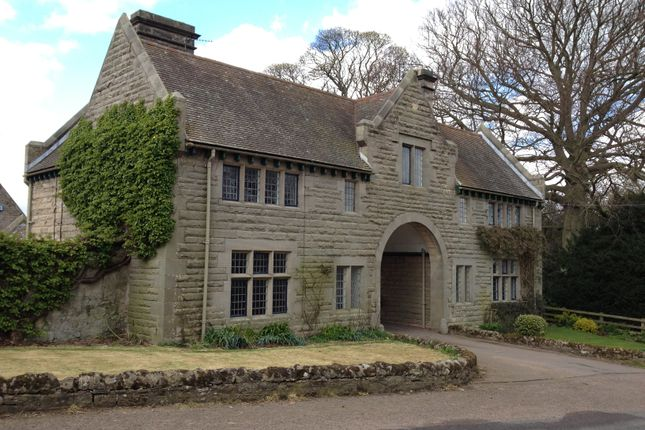 Thumbnail Cottage to rent in Hedgeley Hall, Powburn, Alnwick