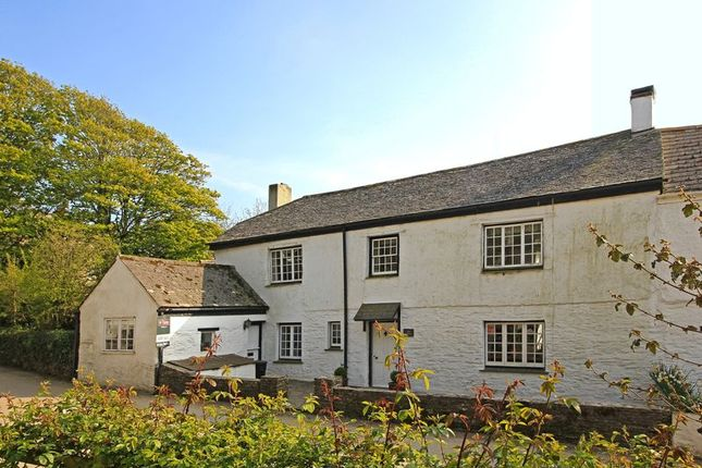 Thumbnail Cottage for sale in Philleigh, St Mawes, Truro, Cornwall