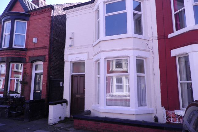 Thumbnail Flat to rent in Blythswood Street, Aigburth, Liverpool
