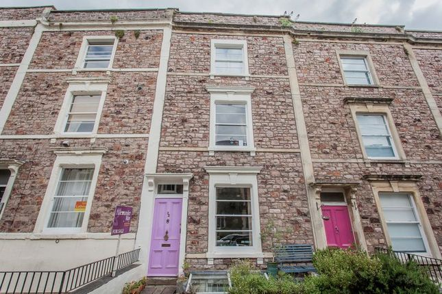 Thumbnail Terraced house for sale in Bellevue Crescent, Clifton, Bristol