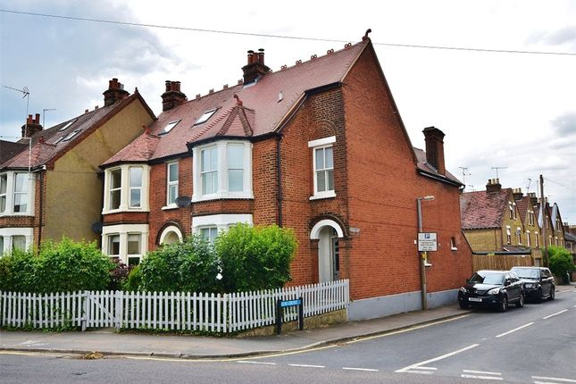 Thumbnail Semi-detached house for sale in Dunmow Road, Bishop's Stortford