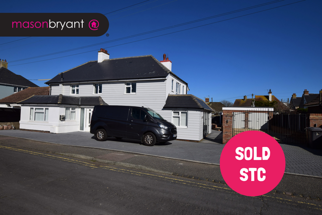 Detached house for sale in Channel View Road, Pevensey Bay