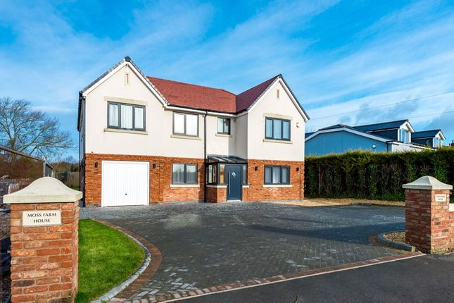 Thumbnail Detached house for sale in Parrs Lane, Aughton, Ormskirk