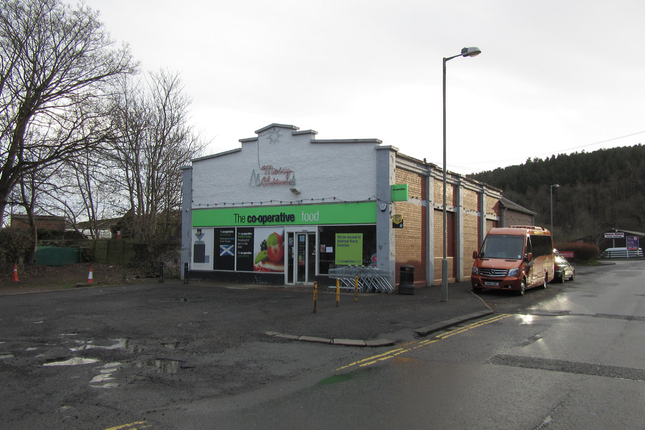 Thumbnail Retail premises for sale in Co-Op Station Road, Earlston