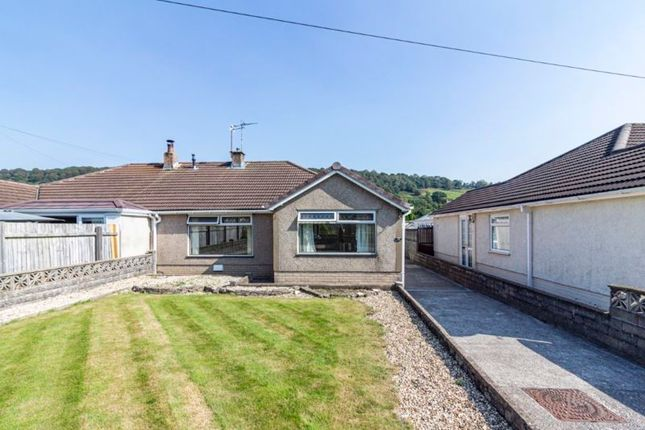 Thumbnail Bungalow for sale in Pantglas, Llanbradach, Caerphilly