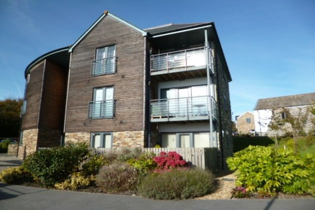 Thumbnail Flat to rent in Charlestown Road, Charlestown, St. Austell