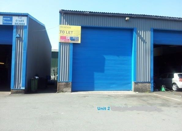 Thumbnail Industrial to let in Cwmbach Industrial Estate, Aberdare
