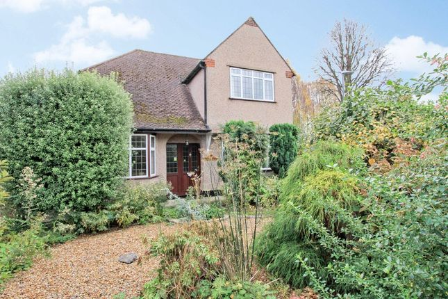 Thumbnail Detached house for sale in Hillcroft Avenue, Pinner