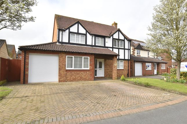 Thumbnail Detached house for sale in The Withers, Bishops Cleeve, Cheltenham, Gloucestershire