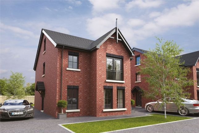 Thumbnail Detached house for sale in Cassies Lane, Tudor Link, Carrickfergus