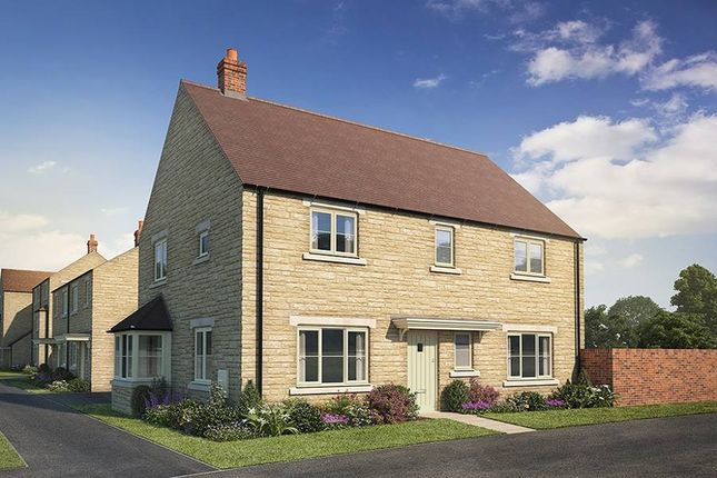 "Thumbnail Detached house for sale in ""The Grafton_Meadows"" at Todenham Road, Moreton-In-Marsh"