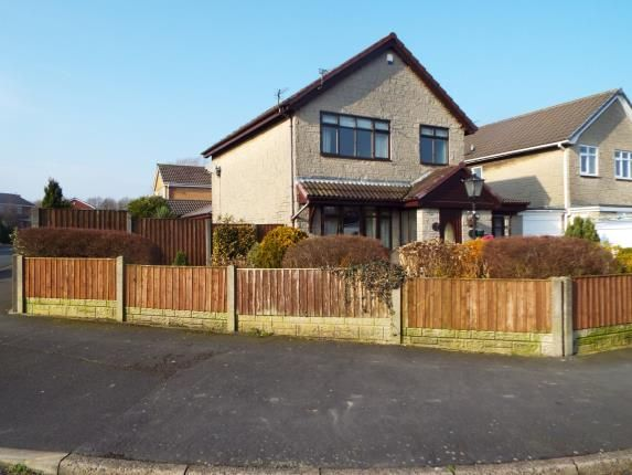 Thumbnail Link-detached house for sale in Springfield Road, Coppull, Chorley, Lancashire
