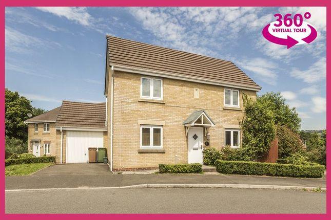 Thumbnail Detached house for sale in Woodside Drive, Newbridge, Newport