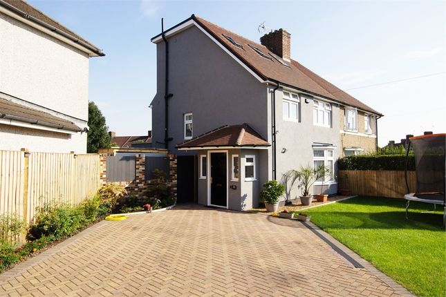 Thumbnail Semi-detached house for sale in Pasture Road, Dagenham, Greater London