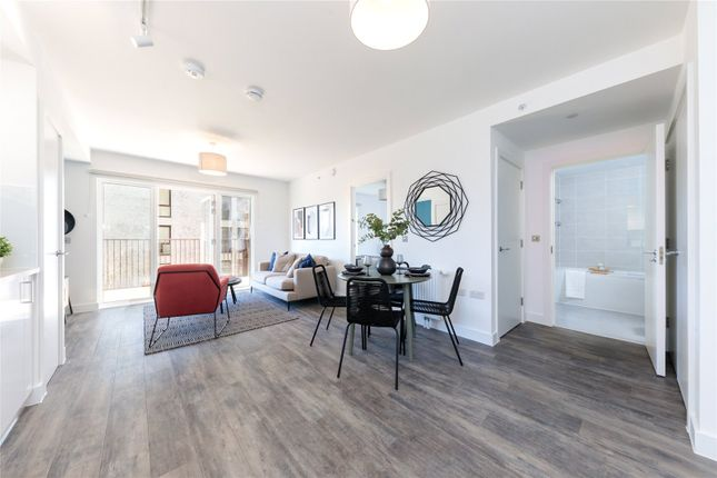 Thumbnail Flat to rent in Adlay Apartments, 3 Millet Place, London