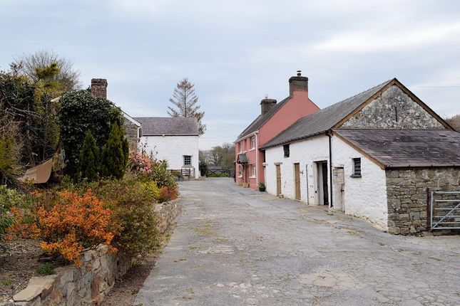 Thumbnail Land for sale in Glan Ceidrych, Bethlehem, Llandeilo, Carmarthenshire.