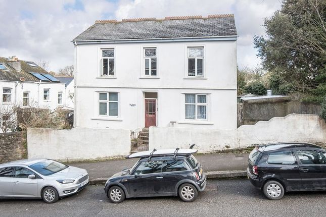 Thumbnail Detached house for sale in Trelawney Road, Falmouth
