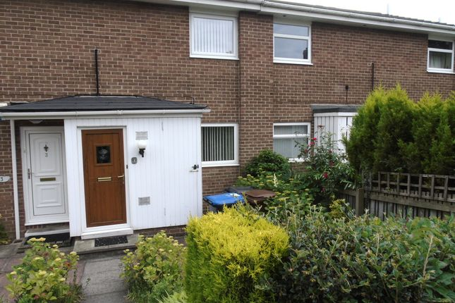 Thumbnail Flat to rent in Thistleflat Road, Crook