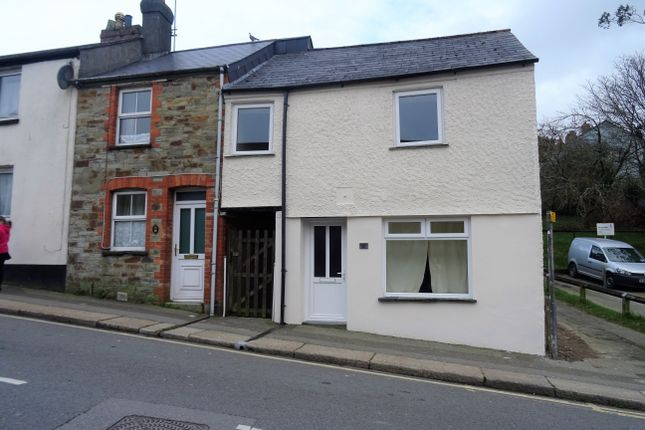 Thumbnail Property to rent in Higher Lux Street, Liskeard, Cornwall