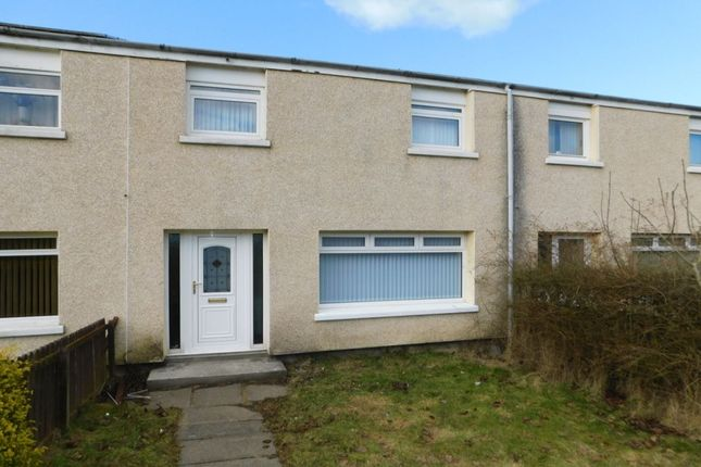 Thumbnail Terraced house to rent in Honeywell Crescent, Chapelhall, Airdrie