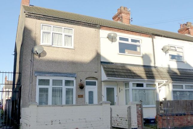 Thumbnail Terraced house to rent in Fuller Street, Cleethorpes